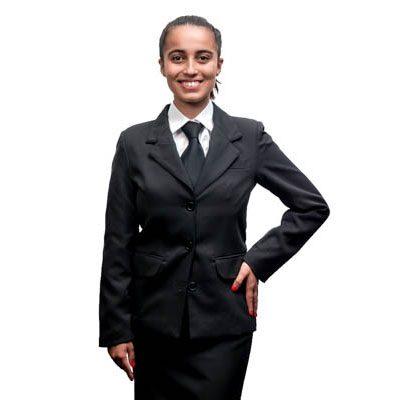 casaco nacional traje feminino frente copitraje