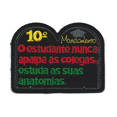 emblema 10 mandamento