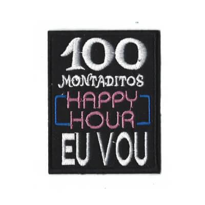 emblema 100 montaditos