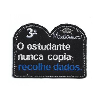 emblema 3 mandamento