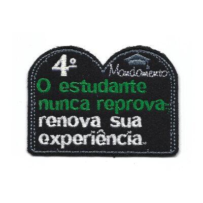 emblema 4 mandamento