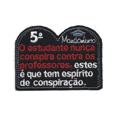 emblema 5 mandamento