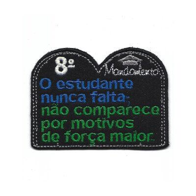emblema 8 mandamento