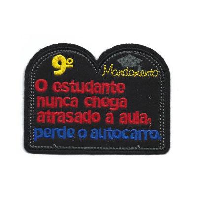 emblema 9 mandamento