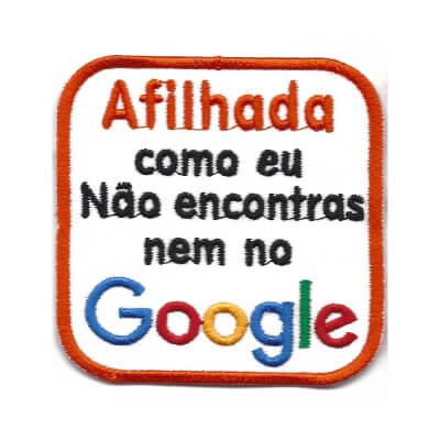 emblema afilhada google