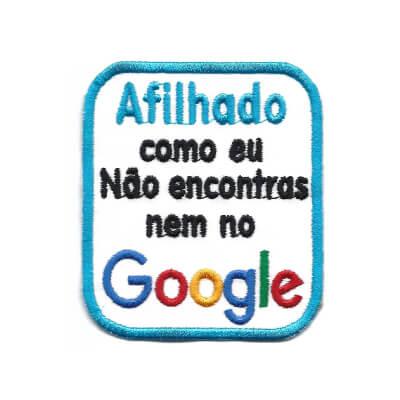 emblema afilhado google