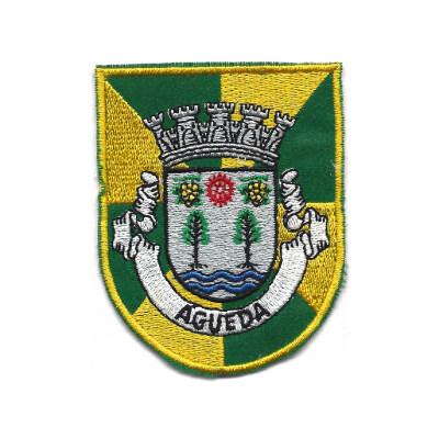 emblema agueda brasao