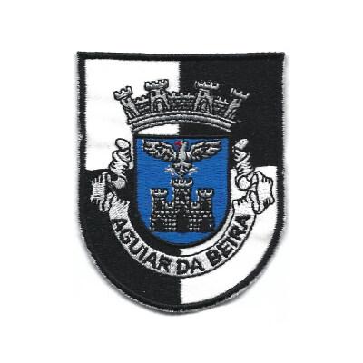 emblema aguiar da beira brasao