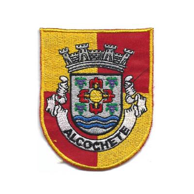 emblema alcochete brasao