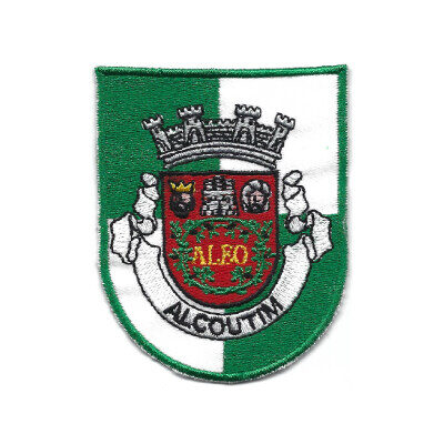 emblema alcoutim brasao