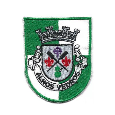 emblema alhos vedros brasao
