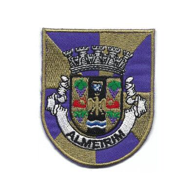 emblema almeirim brasao