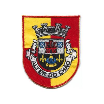 emblema alter do chao brasao