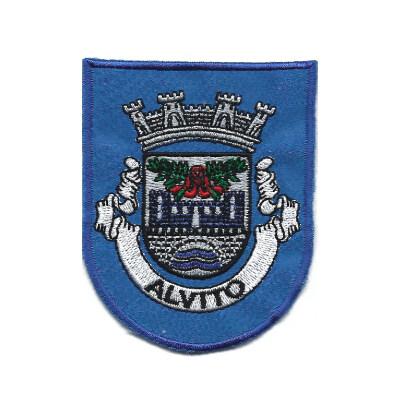 emblema alvito brasao