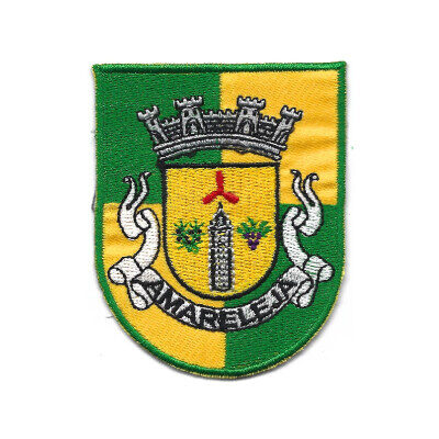 emblema amareleja brasao