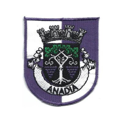 emblema anadia brasao