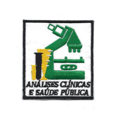emblema analises clinicas e saude publica