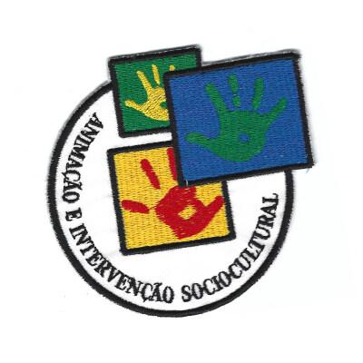 emblema animacao e intervencao