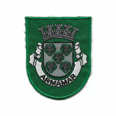 emblema armamar brasao