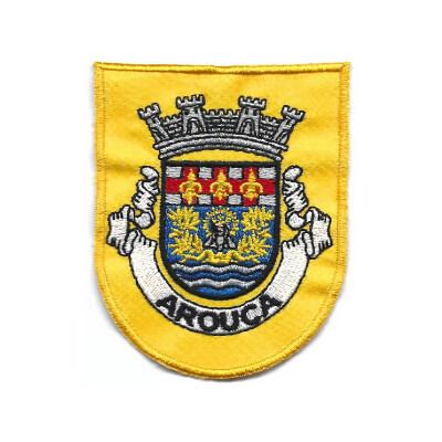 emblema arouca brasao