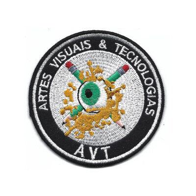 emblema artes visuais e tecnologias