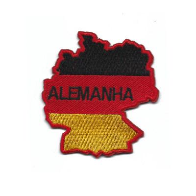 emblema bandeira alemanha