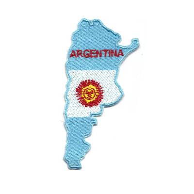emblema bandeira argentina