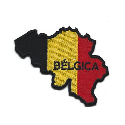emblema bandeira belgica