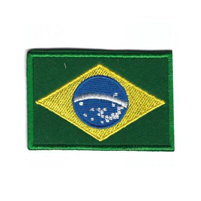emblema bandeira brasil