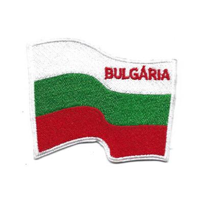 emblema bandeira bulgaria