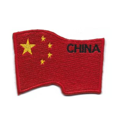 emblema bandeira china