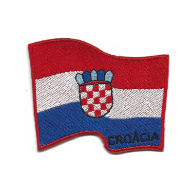 emblema bandeira croacia