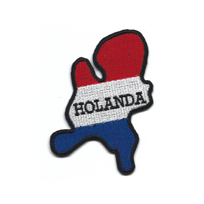 emblema bandeira holanda
