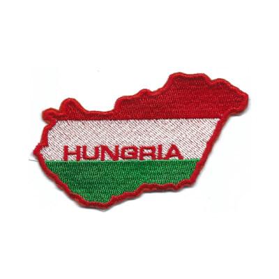 emblema bandeira hungria