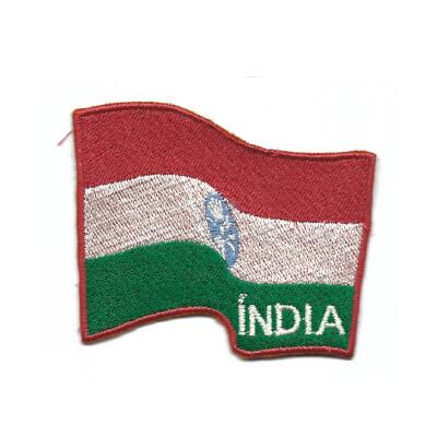emblema bandeira india