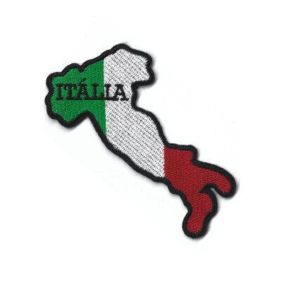 emblema bandeira italia