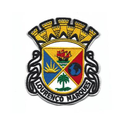 emblema bandeira lourenco marques