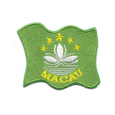 emblema bandeira macau