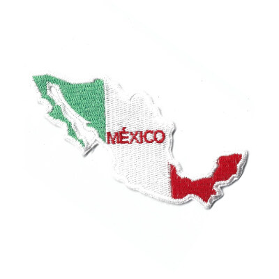 emblema bandeira mexico