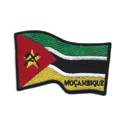 emblema bandeira mocambique