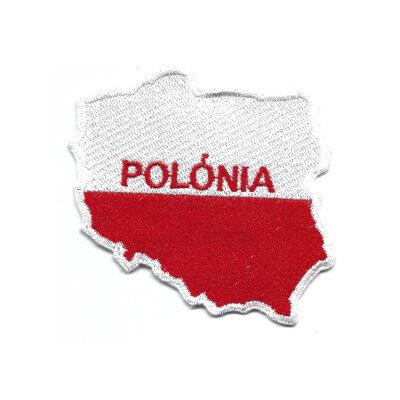 emblema bandeira polonia