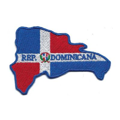 emblema bandeira rep dominicana
