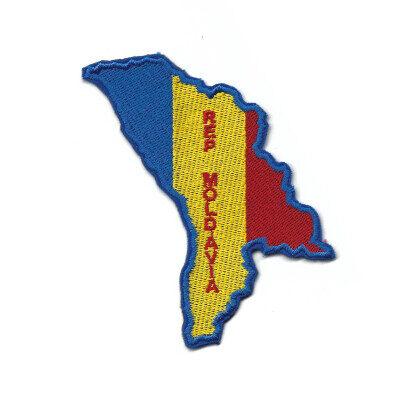 emblema bandeira rep moldavia