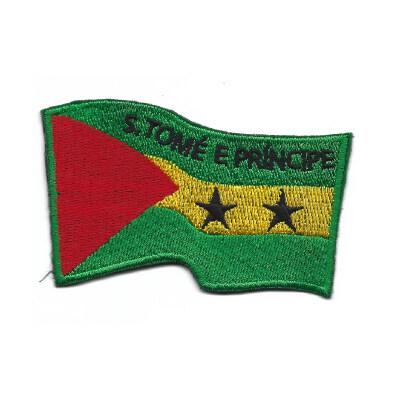 emblema bandeira s tome e principe