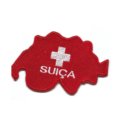 emblema bandeira suica