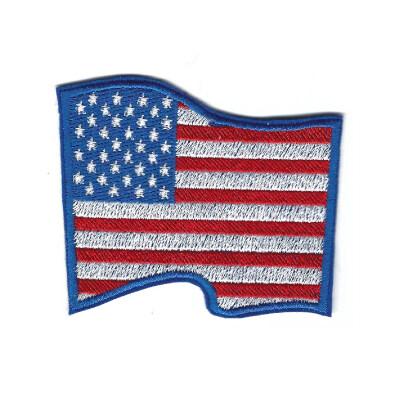 emblema bandeira usa