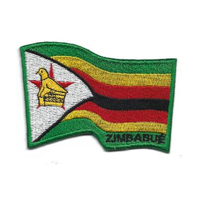 emblema bandeira zimbabue