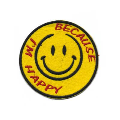 emblema because im happy