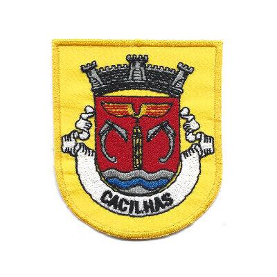 emblema cacilhas brasao