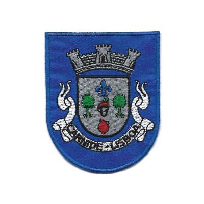 emblema carnide lisboa brasao